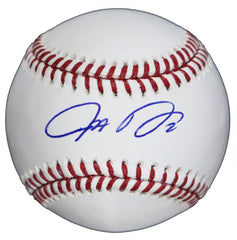 Josh Donaldson Minnesota Twins Signed Autographed Rawlings Official Major League Baseball Sweet Spot Global COA with Display Holder