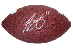 A.J. Green Cincinnati Bengals Signed Autographed Junior Football PAAS COA