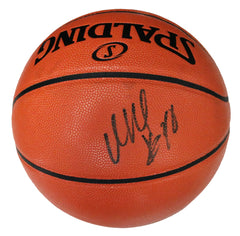 Udonis Haslem Miami Heat Signed Autographed Spalding NBA Game Ball Series Basketball