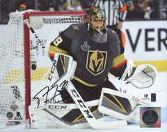 "Marc-Andre Fleury Vegas Golden Knights Signed Autographed 8"" x 10"" Photo Global COA"