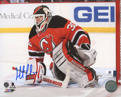 "Martin Brodeur New Jersey Devils Signed Autographed 8"" x 10"" Goalie Photo Global COA"