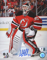 "Martin Brodeur New Jersey Devils Signed Autographed 8"" x 10"" Photo Global COA"