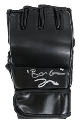 Jon Bones Jones Signed Autographed MMA UFC Black Fighting Glove Global COA