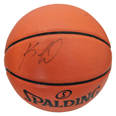 Kawhi Leonard Los Angeles Clippers Signed Autographed Spalding NBA Game Ball Series Basketball PAAS COA