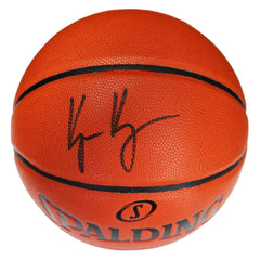 Kyle Kuzma Los Angeles Lakers Signed Autographed Spalding NBA Game Ball Series Basketball PAAS COA