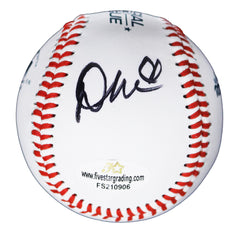 Demi Lovato Pop Singer Signed Autographed Rawlings Official League Baseball with Display Holder