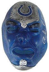 Andrew Luck Signed Autographed Indianapolis Colts Football Fan Face Mask Global COA