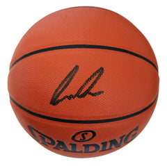 Luka Doncic Dallas Mavericks Signed Autographed Spalding Game Ball Series Basketball CAS COA