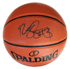 Reggie Miller Indiana Pacers Signed Autographed Spalding NBA Game Ball Series Basketball PAAS COA