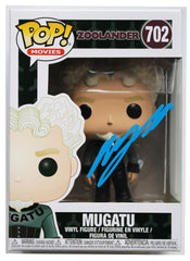 Will Ferrell Signed Autographed Mugatu Zoolander FUNKO POP #702 Vinyl Figure Global COA