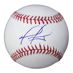 David Ortiz Boston Red Sox Signed Autographed Sweet Spot Rawlings Official Major League Baseball Global COA with Display Holder