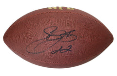 Emmitt Smith Dallas Cowboys Signed Autographed Wilson NFL Football Global COA