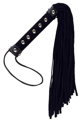 Punishment - Large Whip with Studs