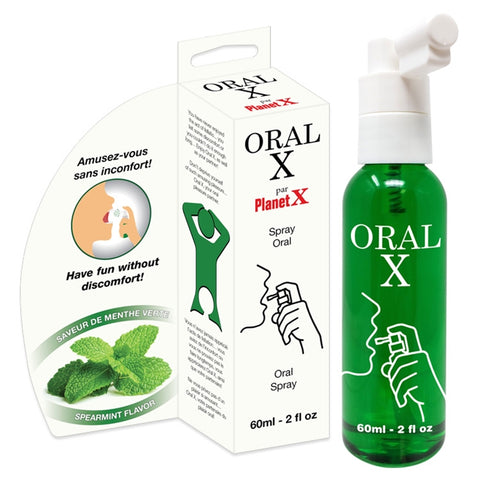 ORAL X PAR PLANETX  60ML