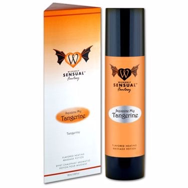 WICKEDLY TANGERIE LOTION CHAUFFANTE 100ML