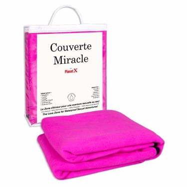 COUVERTE MIRACLE par PlanetX