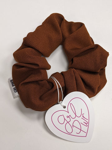 GRL PWR Scrunchies Fall 2020 Collection