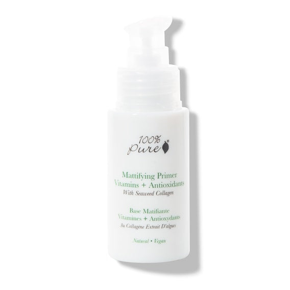 100% Pure Mattifying Primer Vitamins + Antioxidants