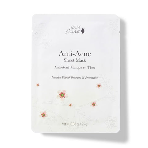 100% Pure Sheet Mask