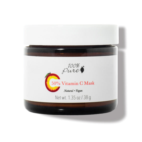 100% Pure 50% Vitamin C Mask