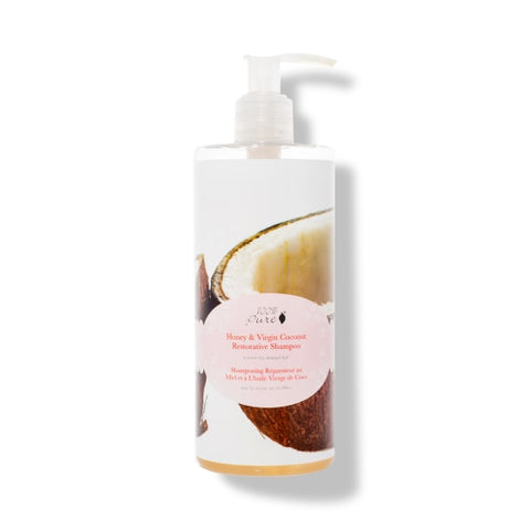 100% Pure Honey & Virgin Coconut Shampoo