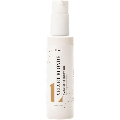 1'Lux Velvet Blonde Emollient Body Oil