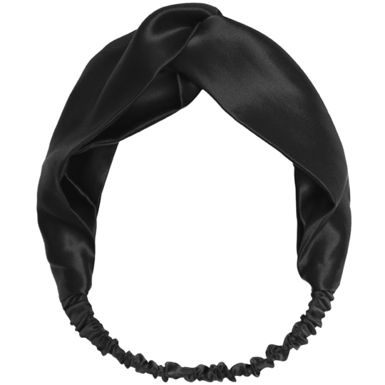 CILQUE Top Knot Silk Head Band