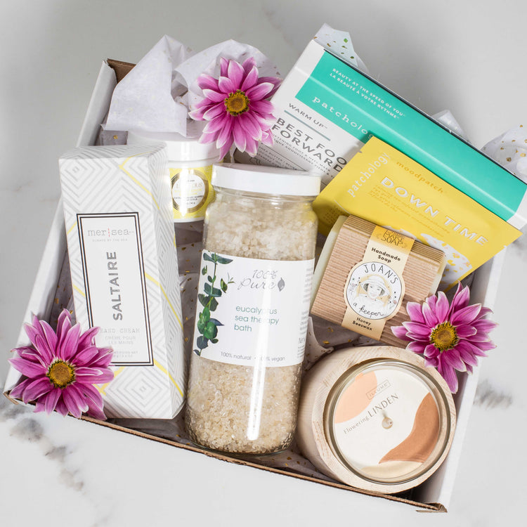 LUX Limited Edition Self-Care Gift Set: Invigorating