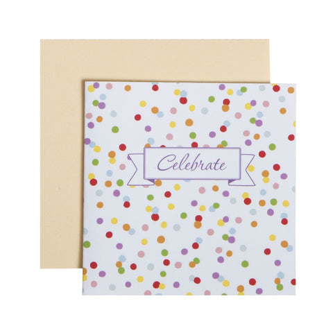 GIFT ENCLOSURE CARD
