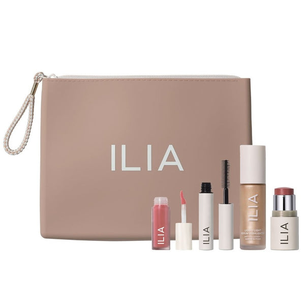 ILIA Hello Clean Makeup Discovery Set