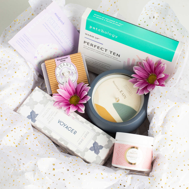 LUX Limited Edition Self-Care Gift Set: Soothing