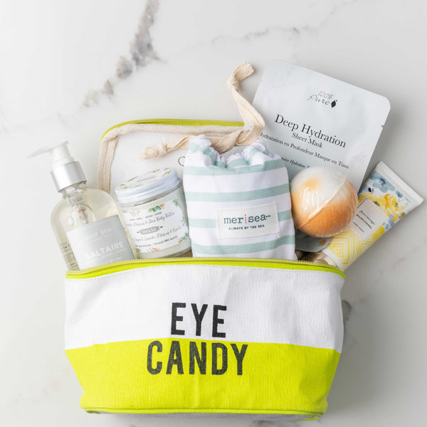 LUX Limited Edition Total Indulgence Eye Candy Gift Set: Saltaire