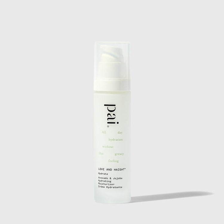 Pai Skincare Love and Haight Avocado & Jojoba Hydrating Moisturizer