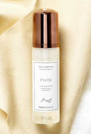 Vita Liberata Invisi Foaming Tan Water