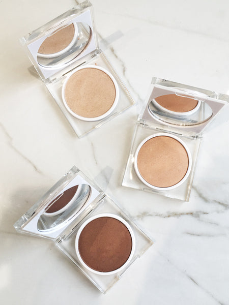 RMS Beauty Luminizing Pressed Powders