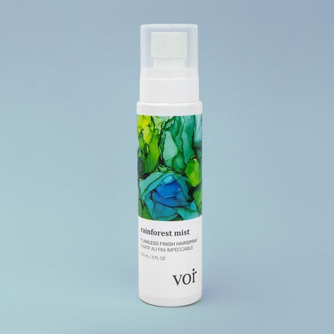 Voir Haircare Rainforest Mist Flawless Finish Hairspray