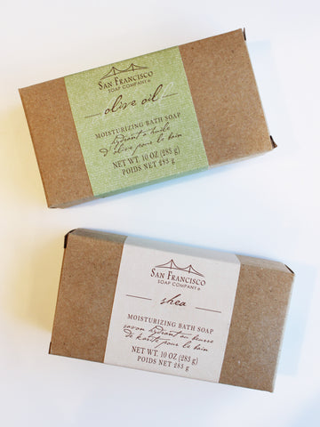 SF Soap Co. Moisturizing Bath Soap