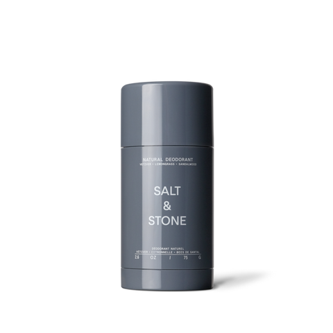 Salt & Stone Natural Deodorant Clear Formula