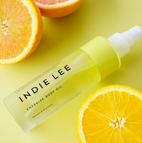 Indie Lee Energize Body Oil