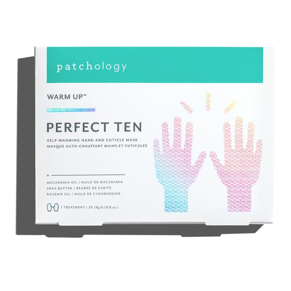 Patchology Perfect Ten Heated Hand and Cuticle Mask