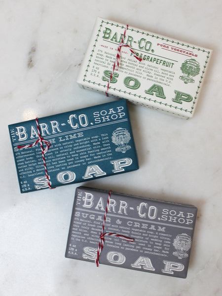 Soap Shop Bar Soap