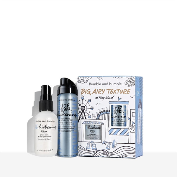 Bumble & bumble Big, Airy Texture Thickening Set