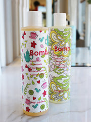Bomb Shower Wash