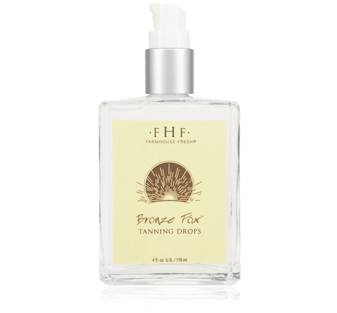Farmhouse Fresh Bronze Fox Tanning Drops