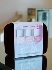 Patent Shine 10x set: Make Me Blush (3 piece)