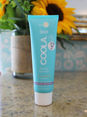 Mineral Face SPF30 Matte Tint Natural BB Cream