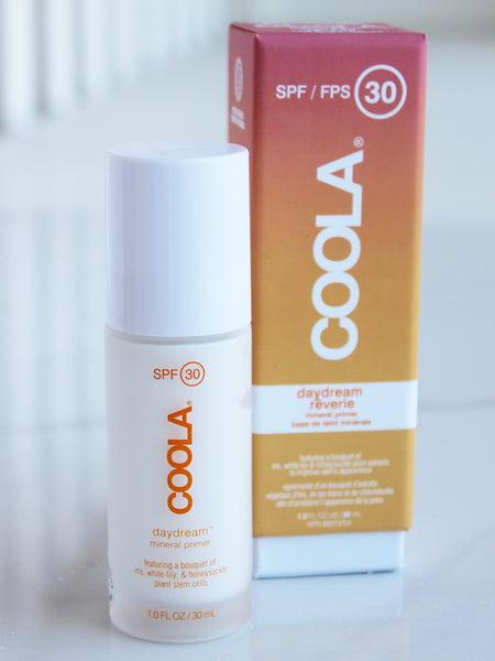Coola Daydream Unscented Mineral Primer SPF 30