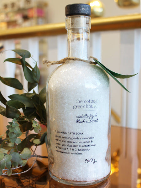 Cottage Greenhouse Bath Soak