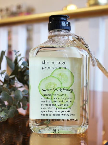 Cottage Greenhouse Body Wash