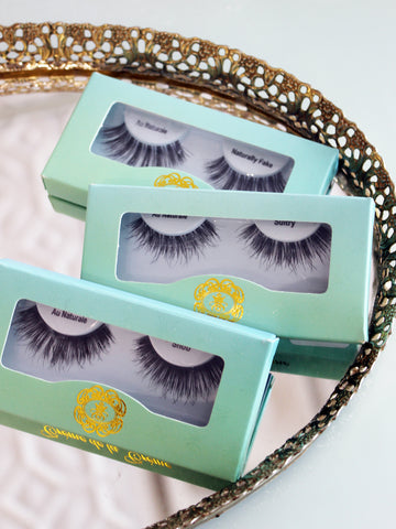 Creme de la Creme Au Natural Lashes